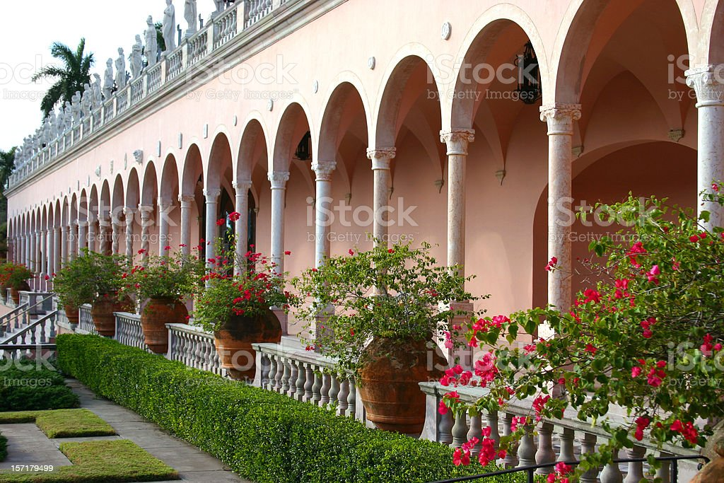 Ringling Museum royalty-free stock photo