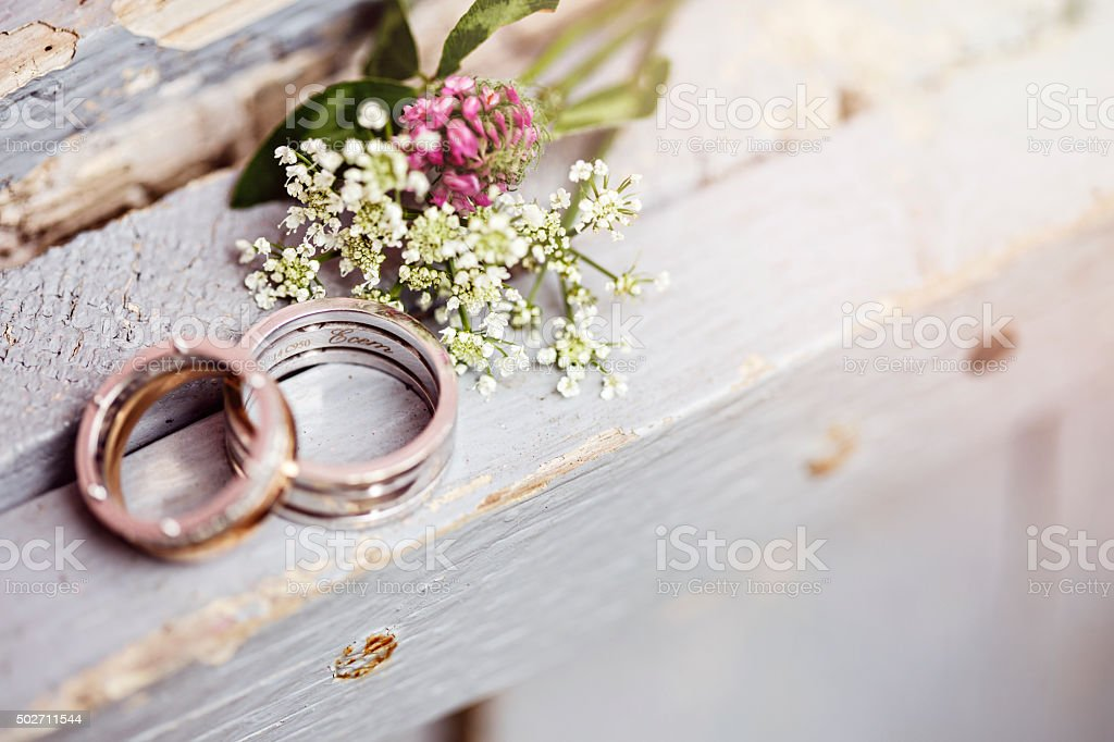 rings stock photo