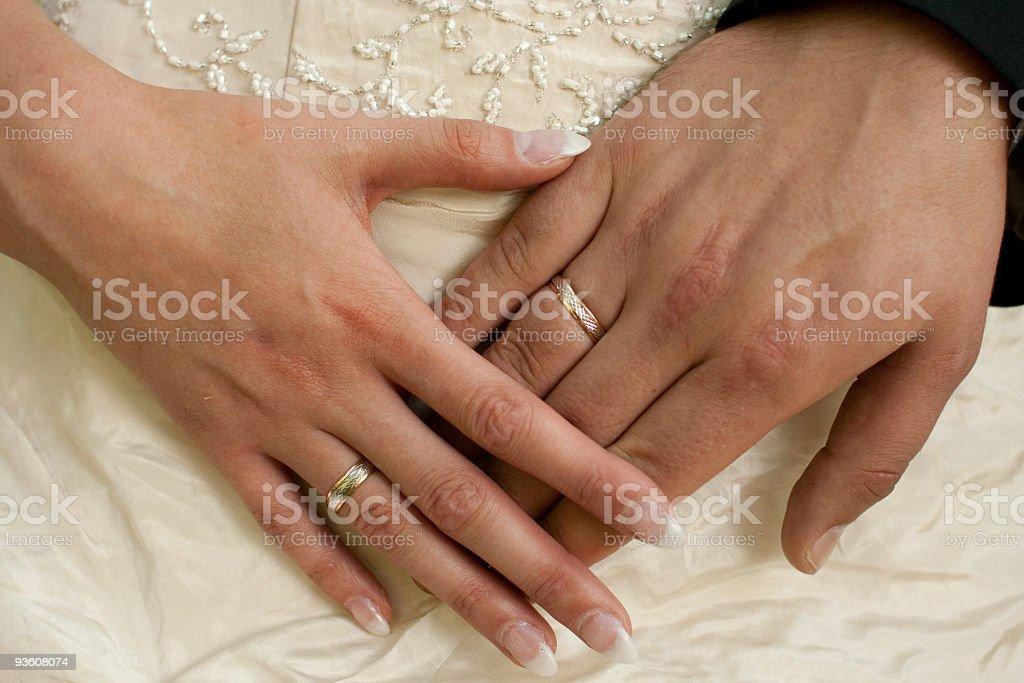 rings royalty-free stock photo