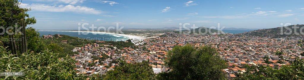 Rio de Janeiro. Arraial do Cabo. stock photo