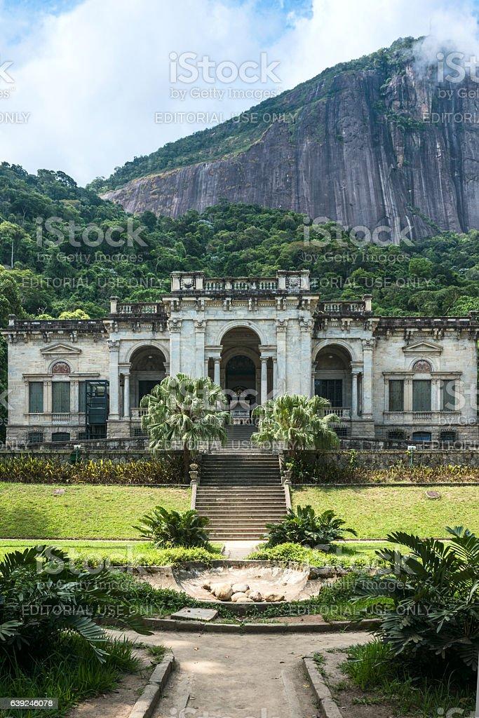 Rio de Janeiro, Brazil - January 3, 2017 stock photo