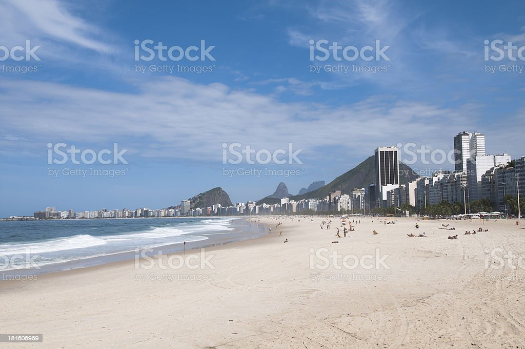Rio de Janeiro Brazil royalty-free stock photo