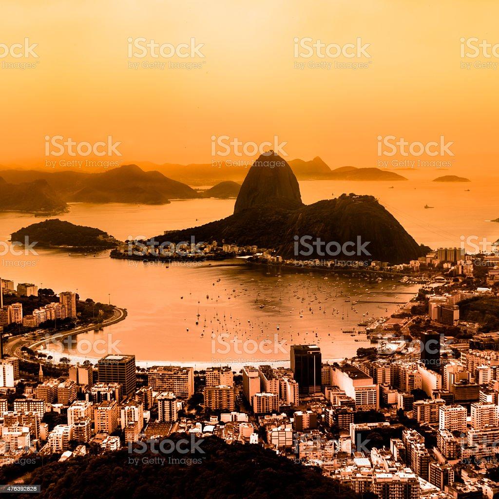 Rio de Janeiro, Brazil stock photo