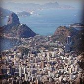 Rio de Janeiro from the Corcovado