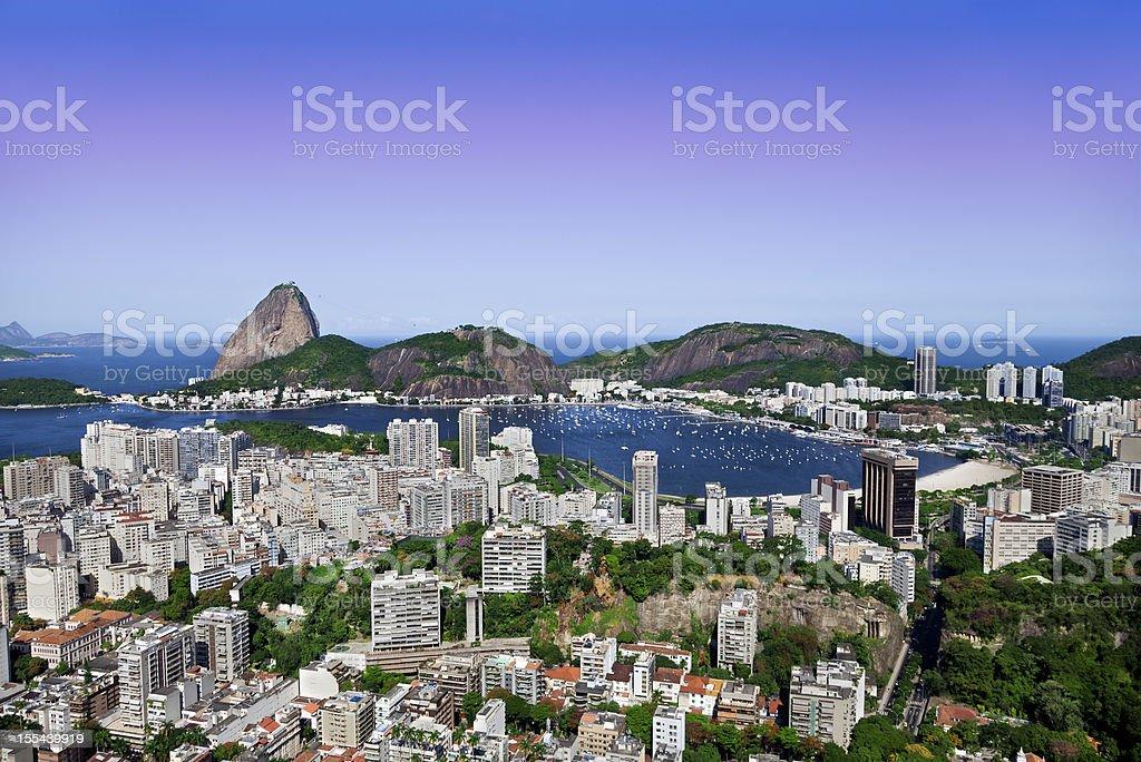 Rio de Janeiro - Sugarloaf stock photo