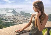 Rio de Janeiro with Sugar Loaf Mountain