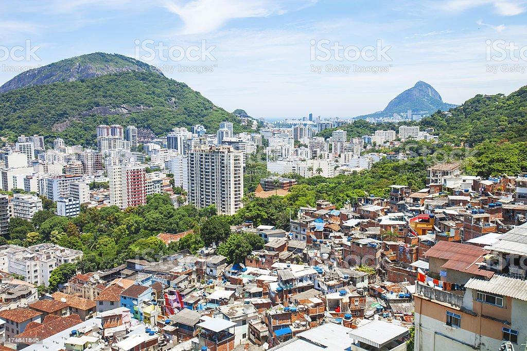 Rio De Janiero. stock photo