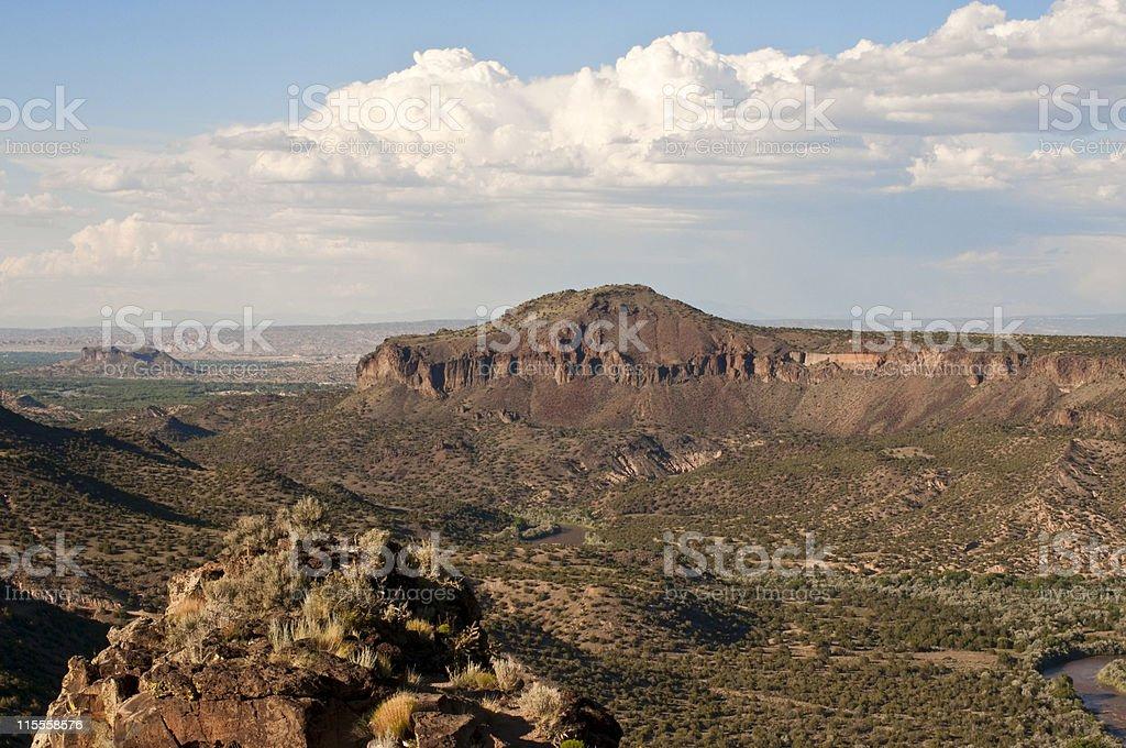 Rio Grande Basin royalty-free stock photo
