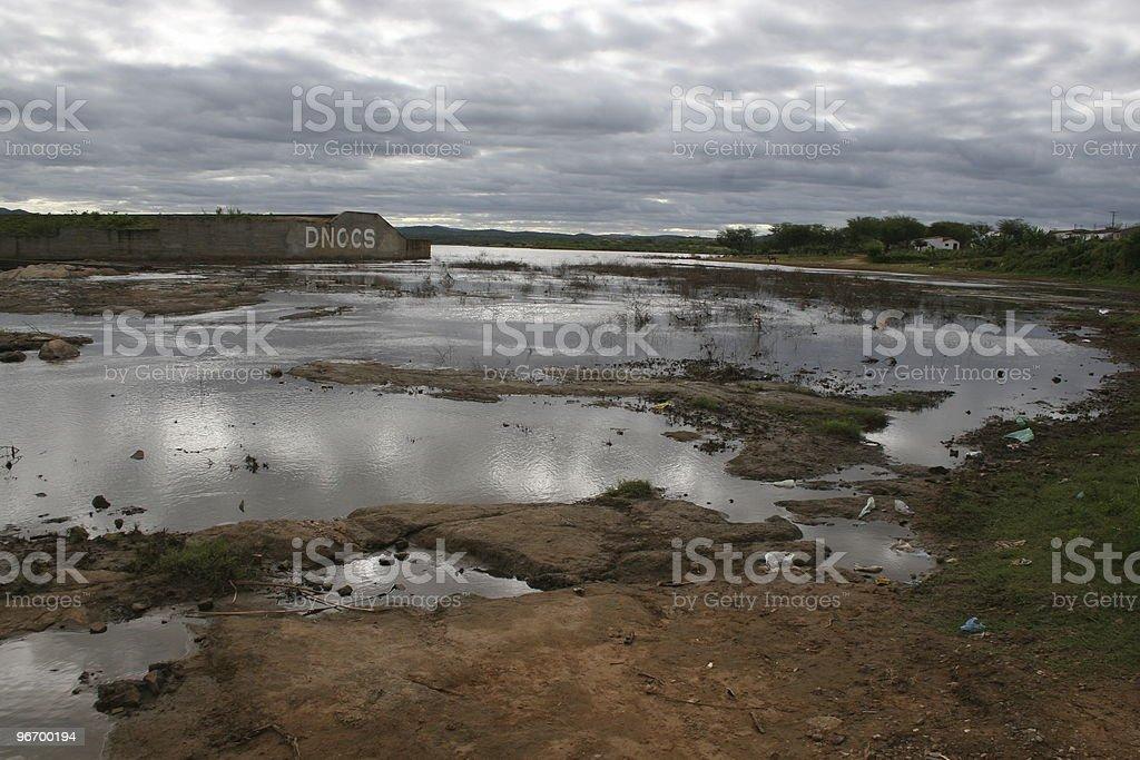 Rio Inhar?, Brasil stock photo