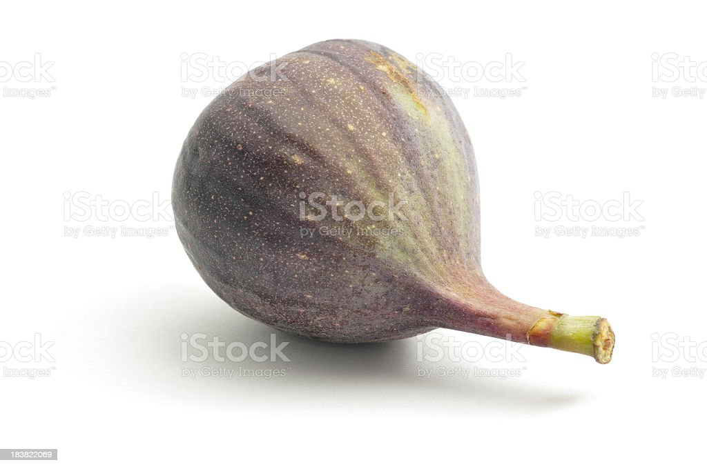 Ripe Fig stock photo