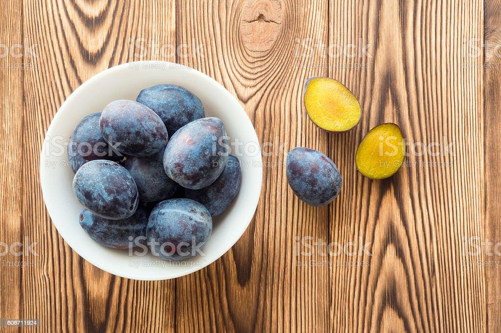 Tomates frutas Ameixa foto de stock royalty-free