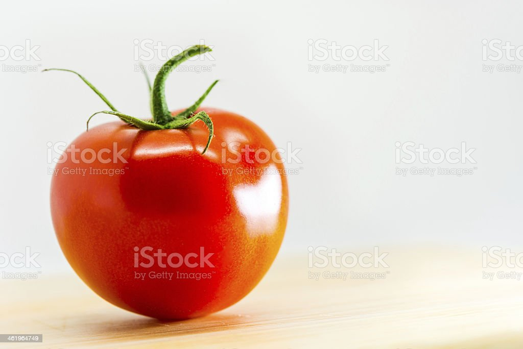 Maduros tomate foto royalty-free