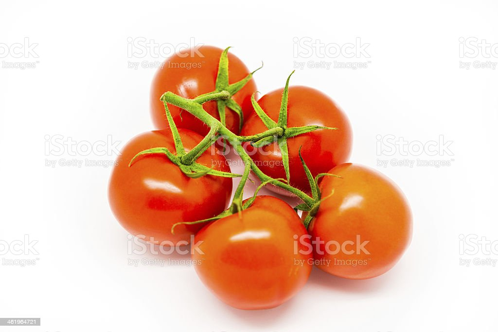 Tomates maduros foto royalty-free