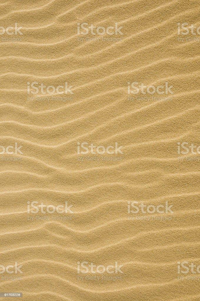 Рябь песком Стоковые фото Стоковая фотография