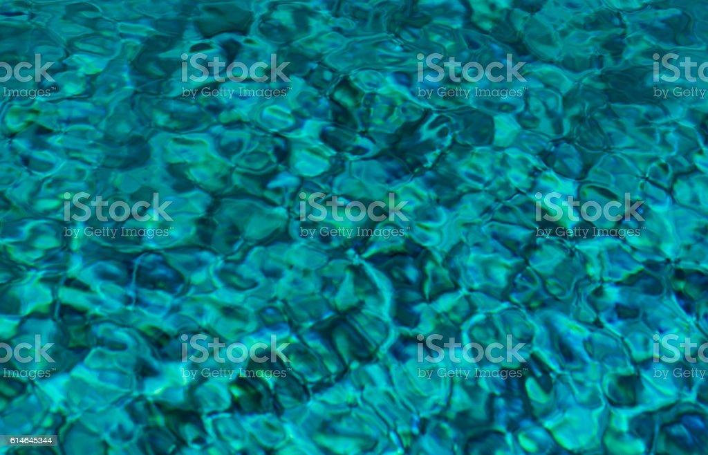 Ripples water stock photo