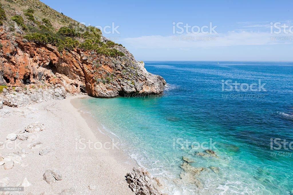 Riserva dello Zingaro_Sicily stock photo