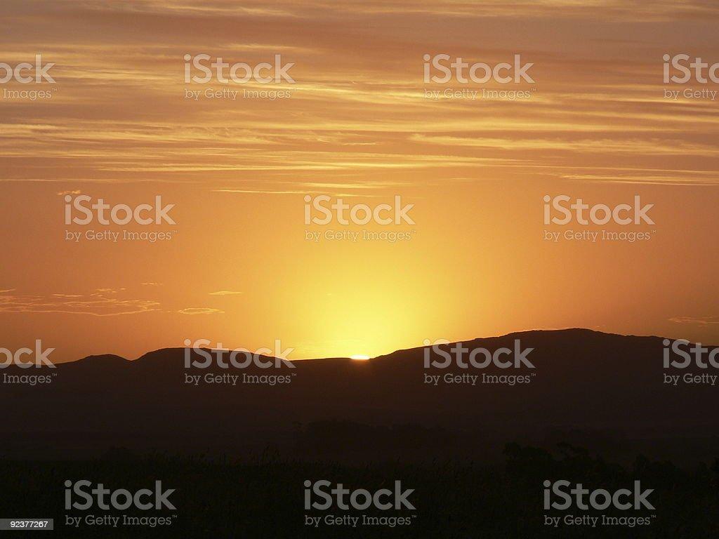 Rising Sun zbiór zdjęć royalty-free