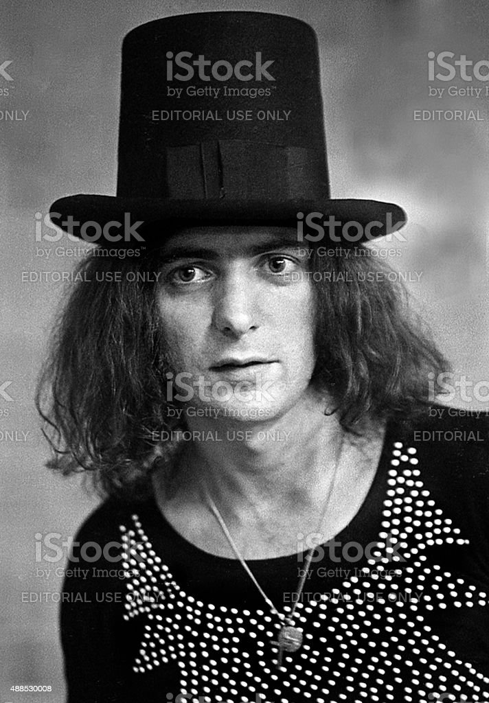 Ritchie Blackmore Formal Portrait stock photo