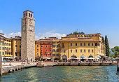 Riva Del Garda Quayside