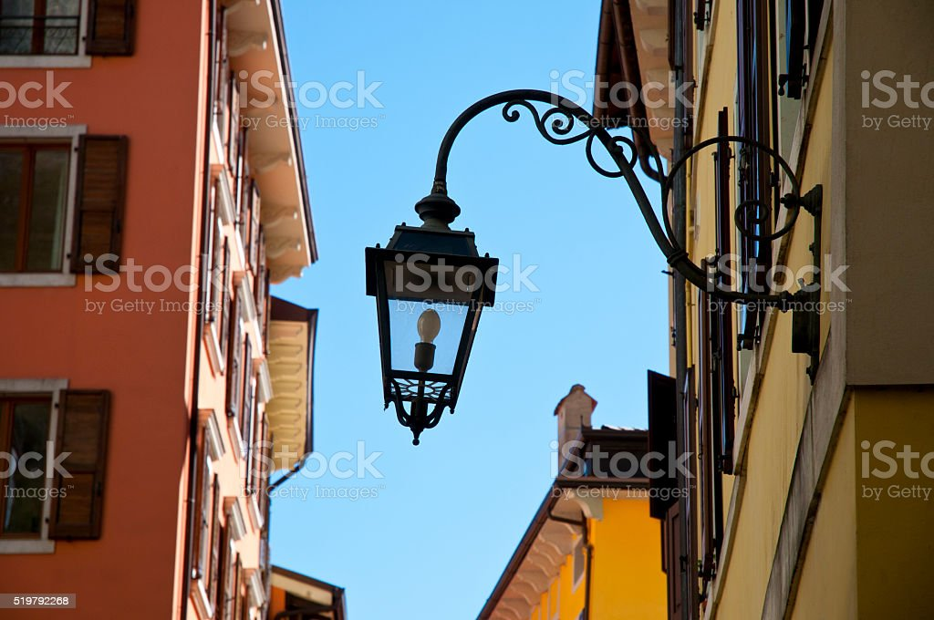 Riva del Garda - Trentino / Italy stock photo