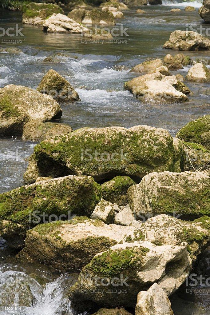 River at Libo, China stock photo