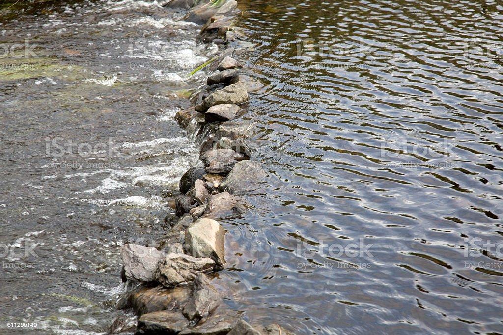 River at Watendlath; Lake District stock photo