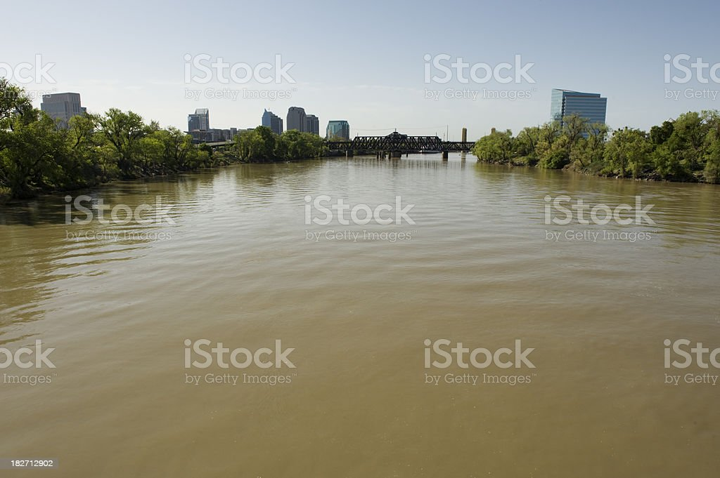 River City Views stock photo