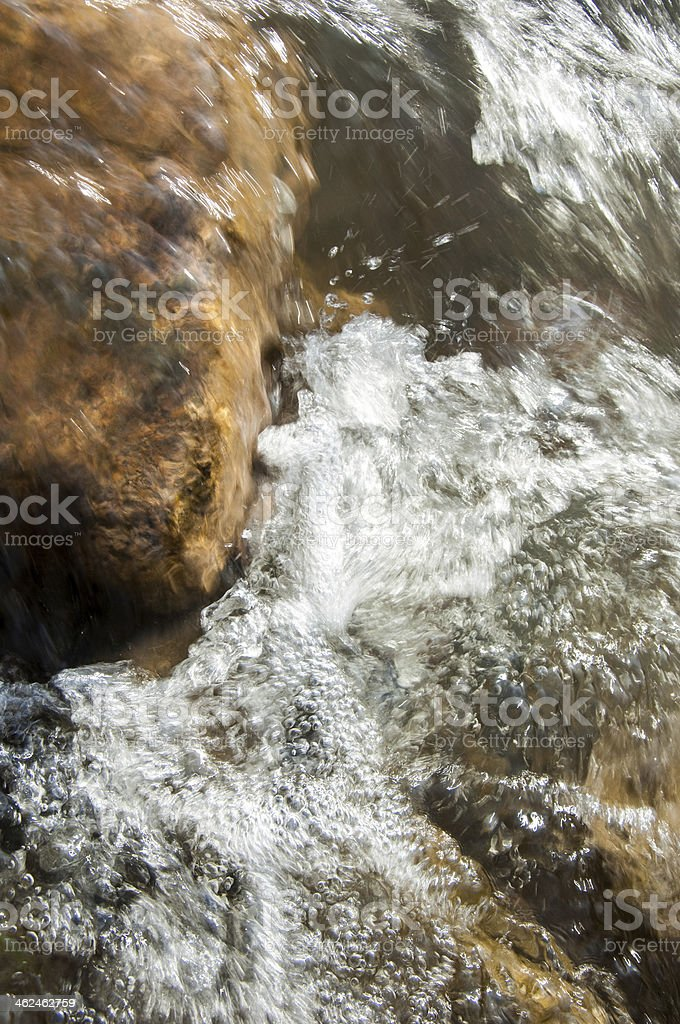 River ice. royalty-free stock photo