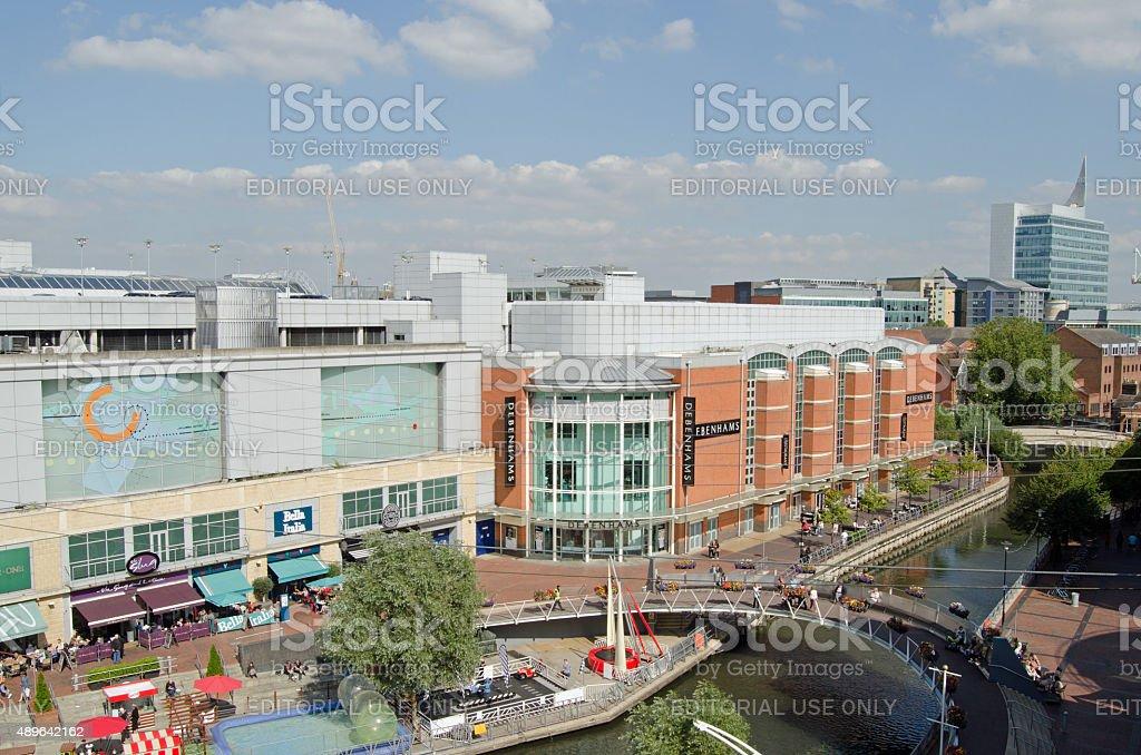 River Kennet, Reading, Berkshire stock photo