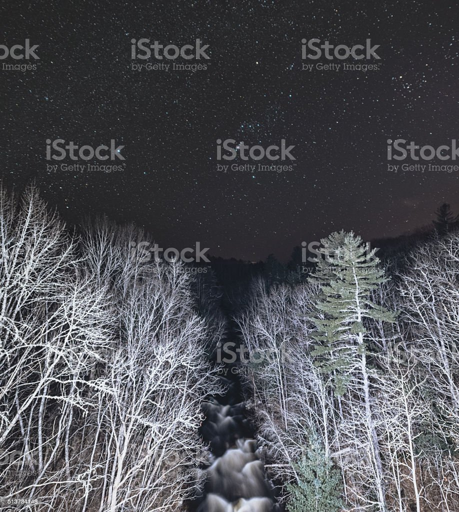 River of Orion stock photo