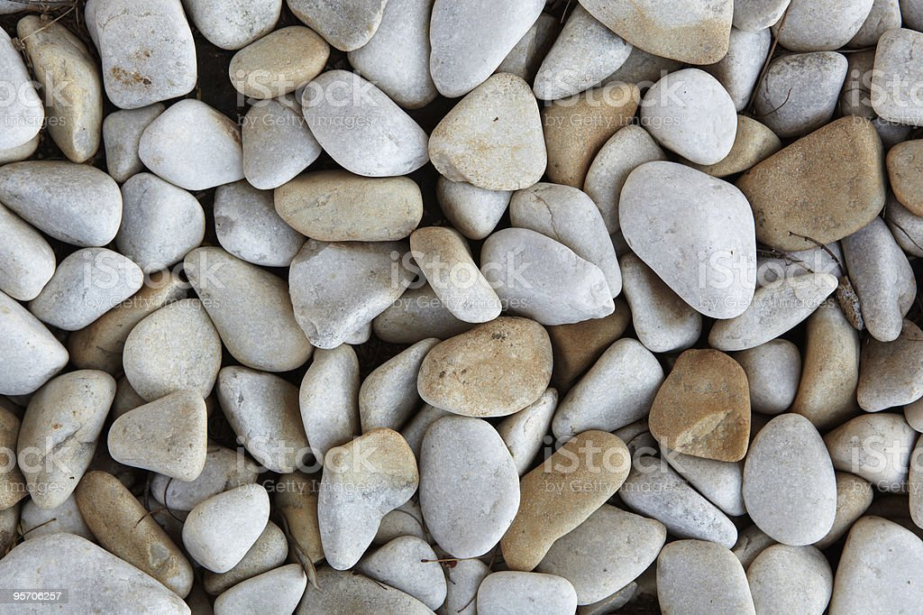 River pebble background royalty-free stock photo