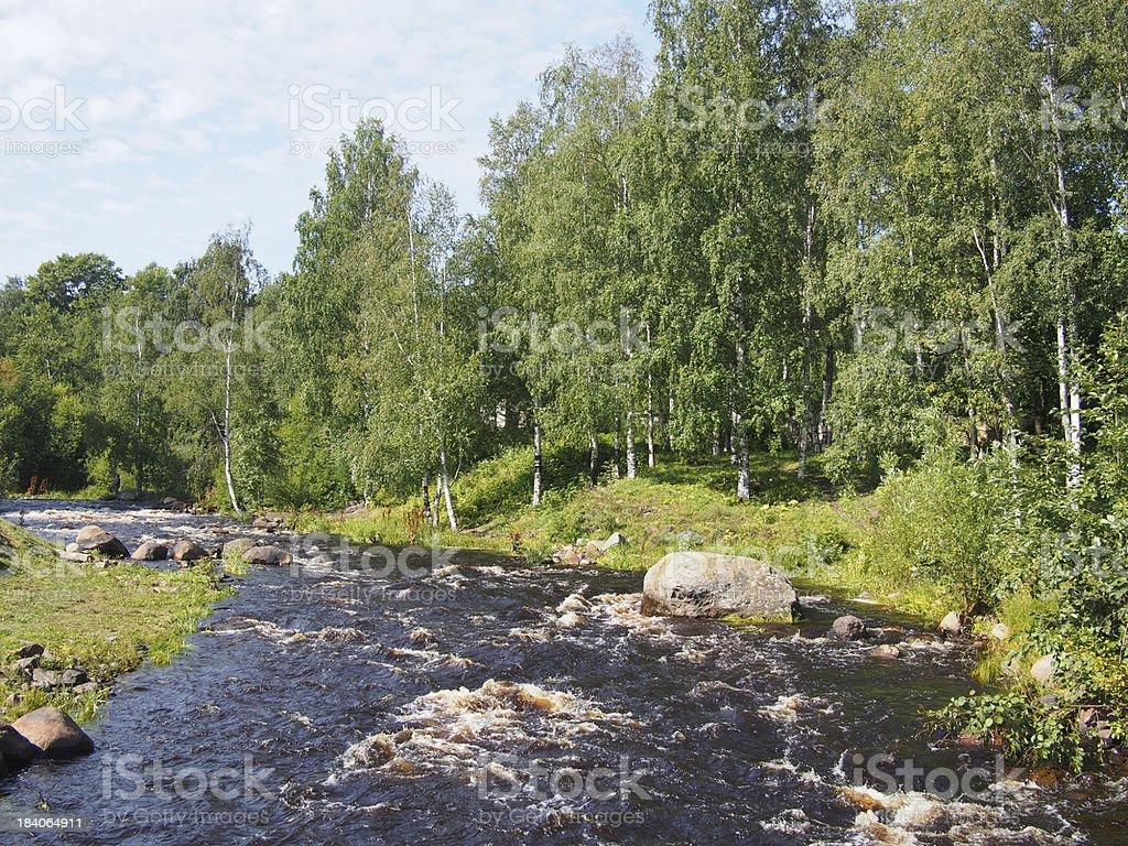 river royalty-free stock photo