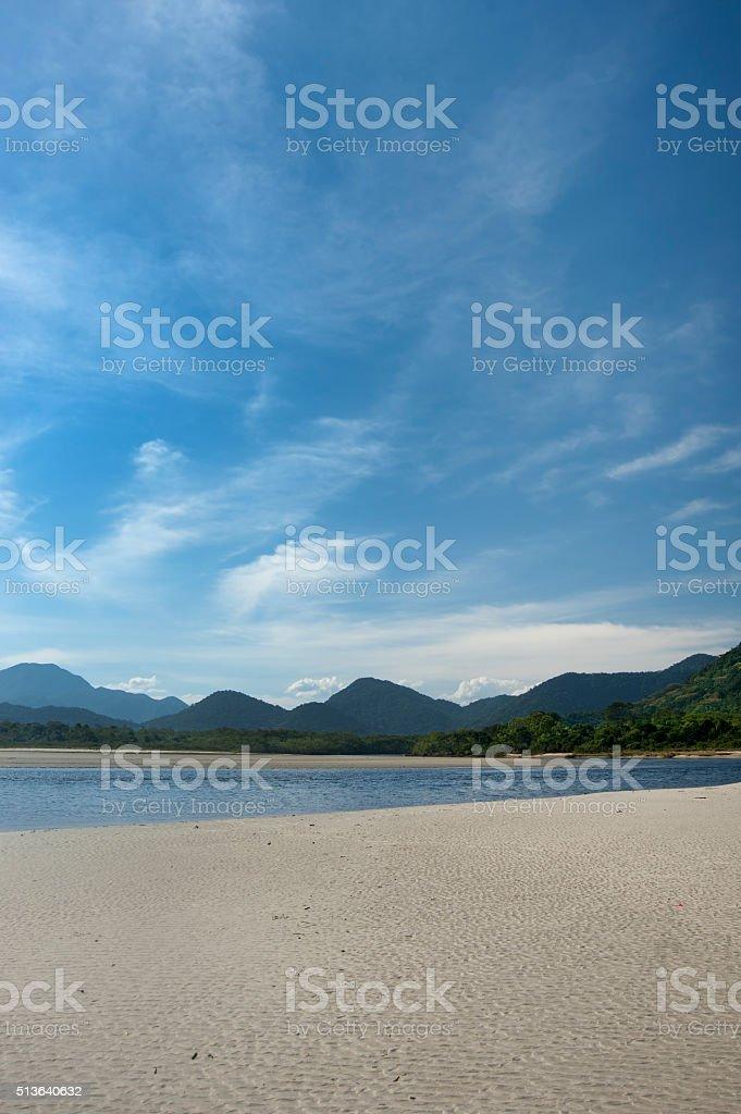 Una River stock photo