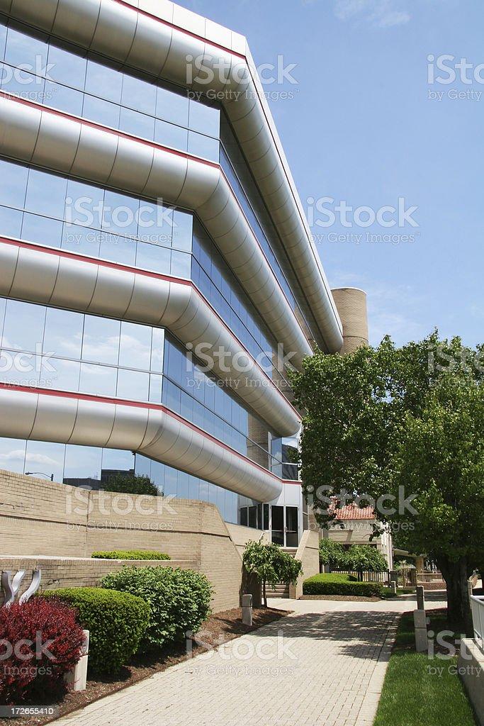 River Place Building, Dayton, Ohio royalty-free stock photo