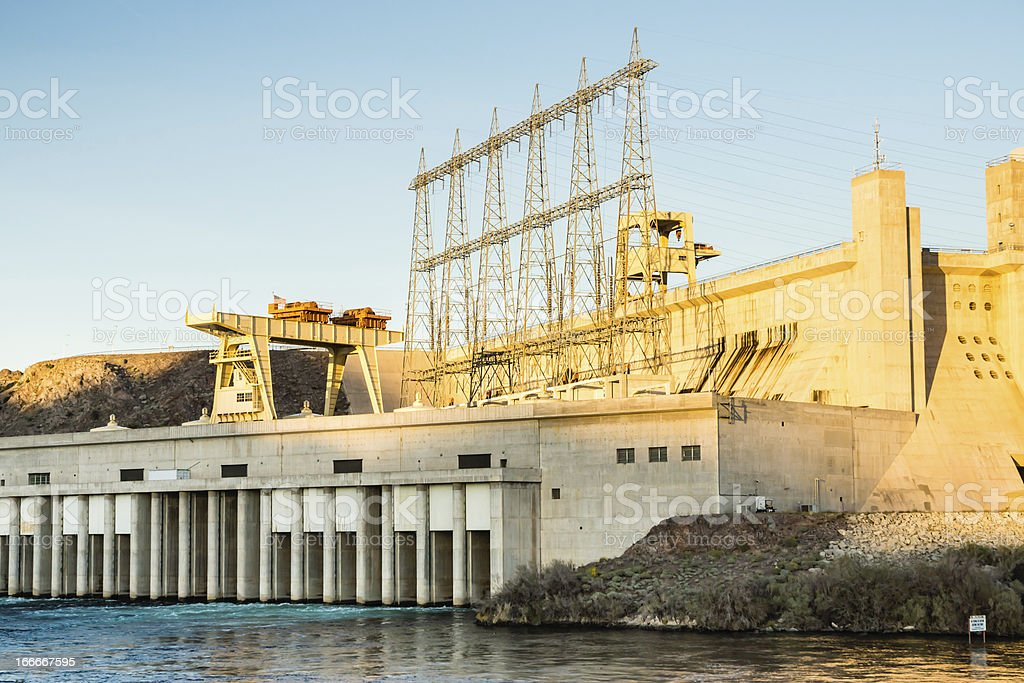 River Power royalty-free stock photo
