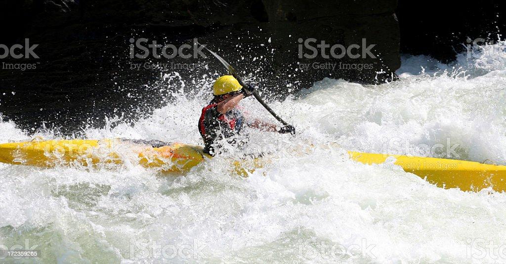 River Run royalty-free stock photo