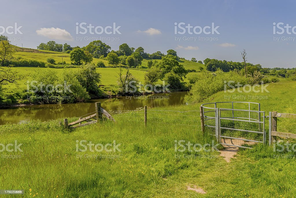 river severn royalty-free stock photo