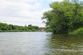 River Southern Bug in Ukraine