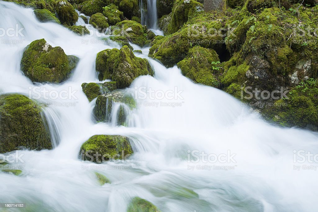 River stream royalty-free stock photo