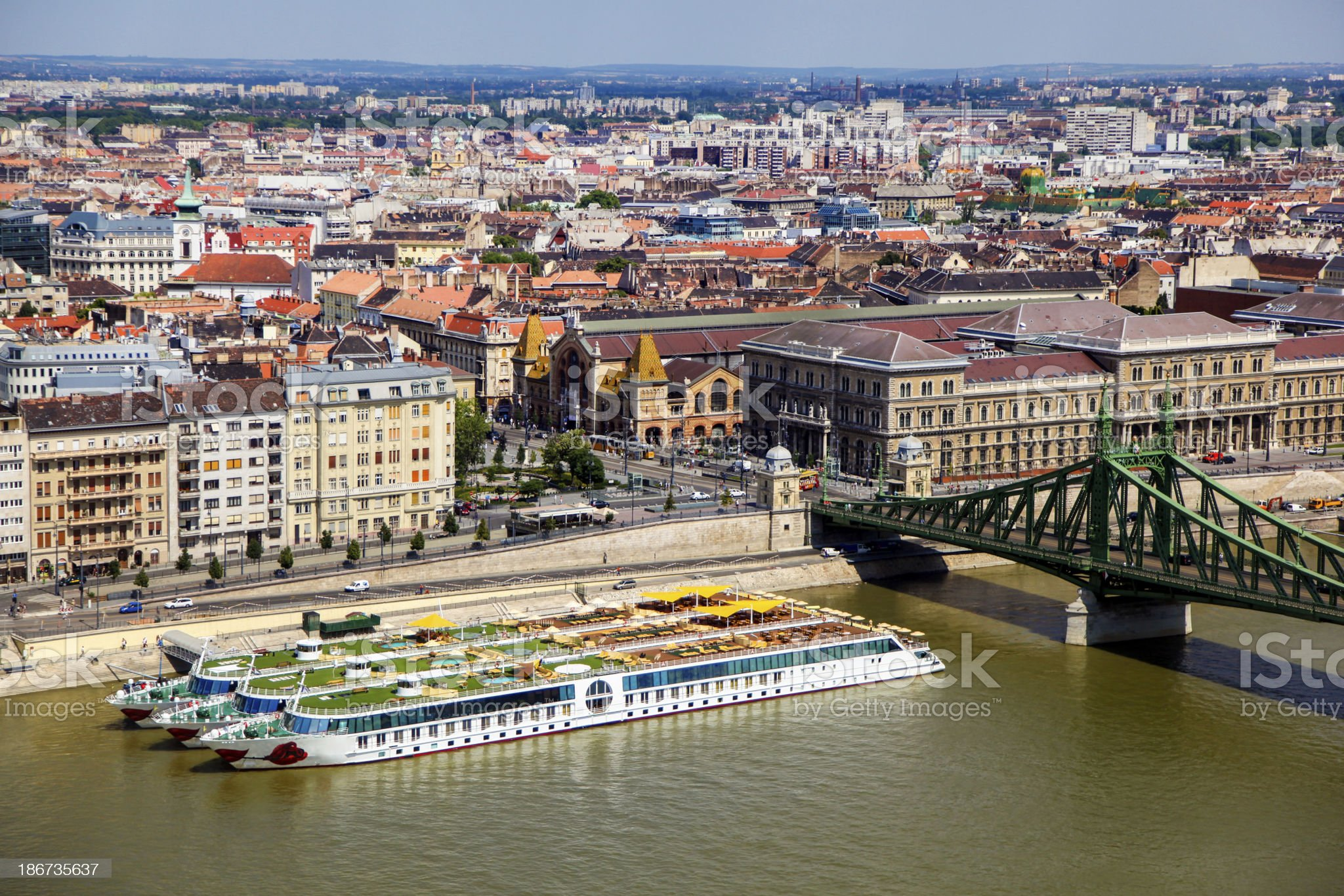 River tourism royalty-free stock photo