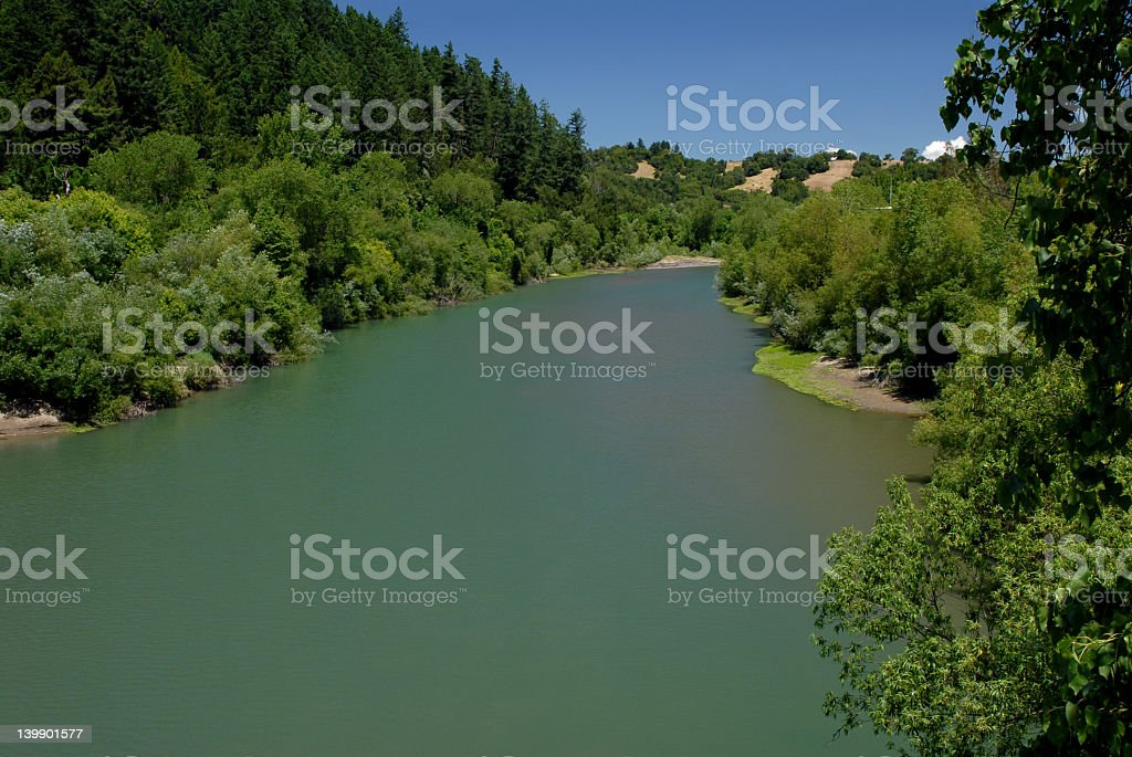 River View stock photo