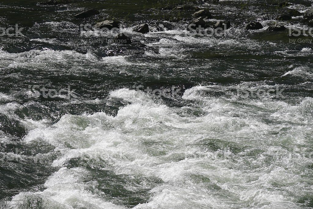 River Water royalty-free stock photo