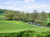 River Wye , at Rowsley