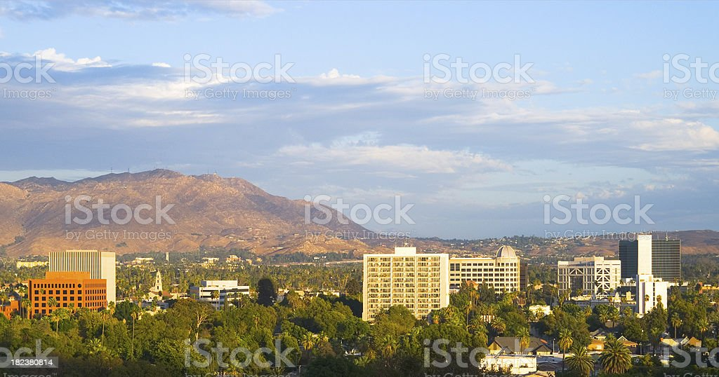 Riverside, California stock photo