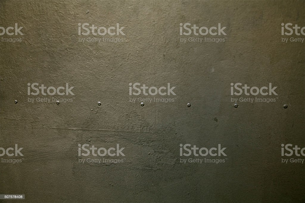 rivets grey iron metal background pattern aluminium steel concrete wall stock photo