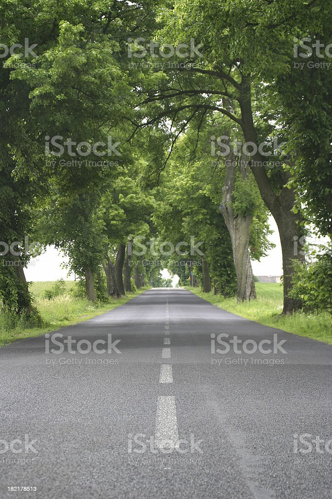 road 3 royalty-free stock photo