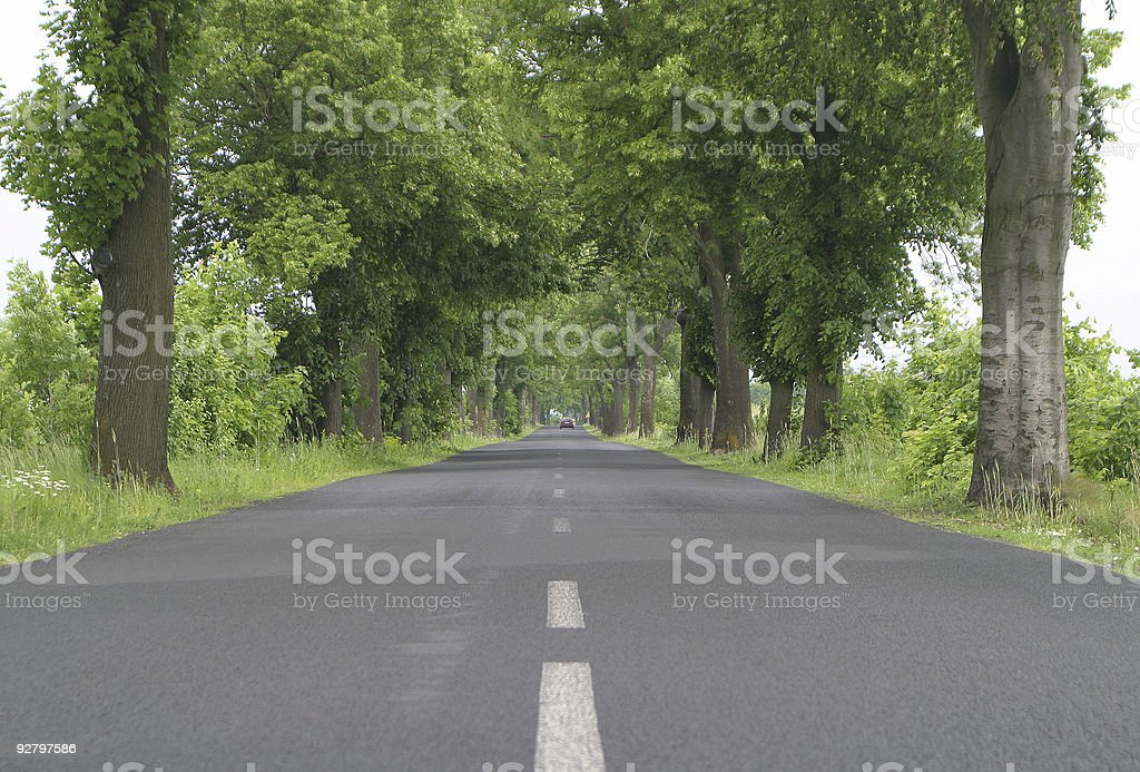 road 4 royalty-free stock photo