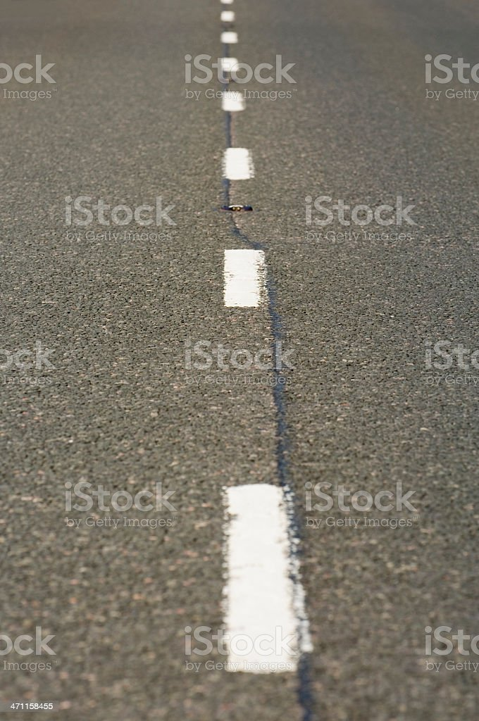 Road abstract royalty-free stock photo