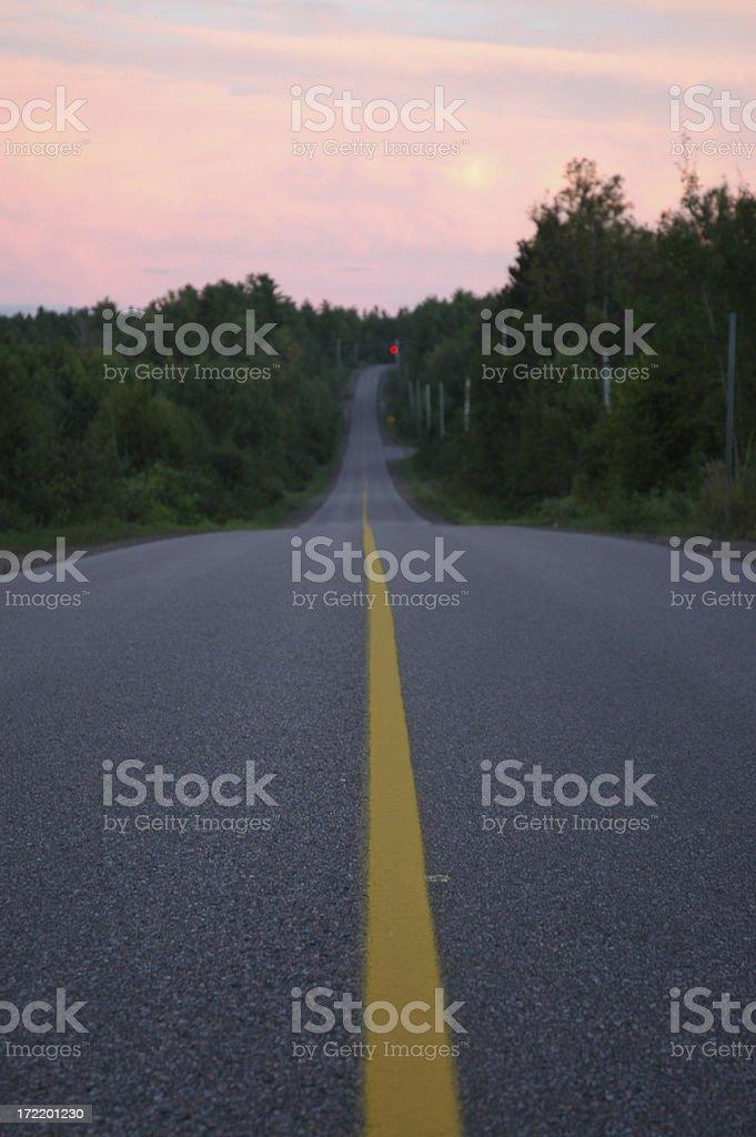Road Ahead (2) royalty-free stock photo