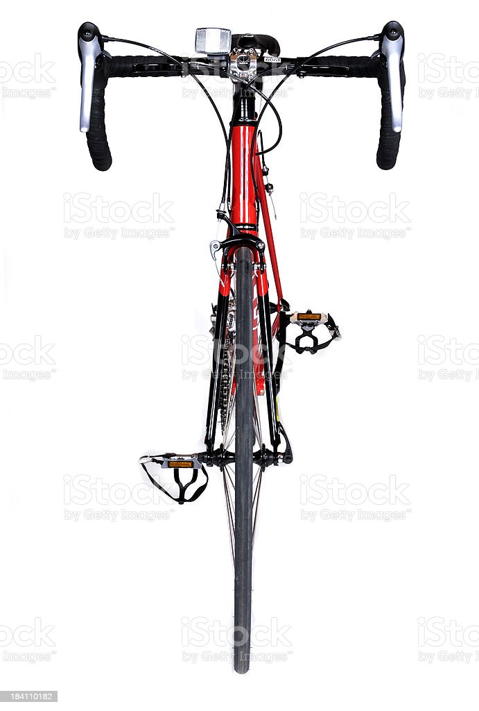 Road Bike royalty-free stock photo